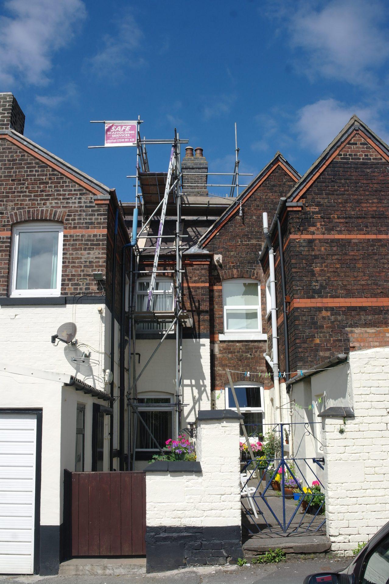 Chiney Stack Repair , Carnforth