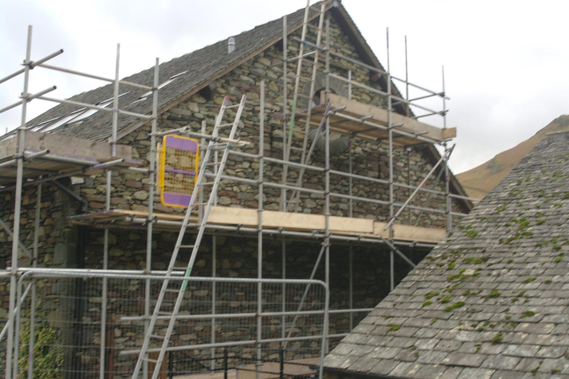 Independant scaffold (4)