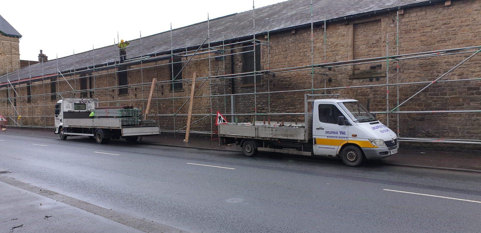 Roof Repair , Caton Road , Lancaster